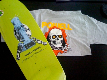 J. Grant Brittain Limited Edition Pro Board #17 of 99