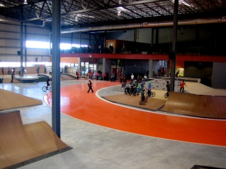 Montreal's Newest Skatepark: Le Taz – Panoramic Views