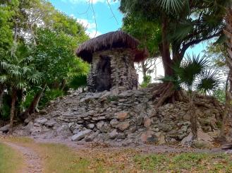 Playacar Mayan Ruins 2
