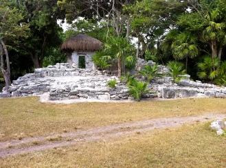 Playacar Mayan Ruins 3