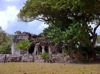 Playacar Mayan Ruins 5