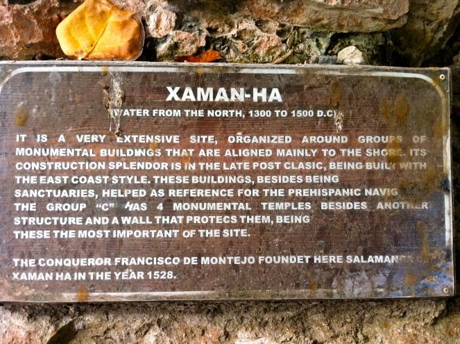 Playacar Mayan Ruins 1