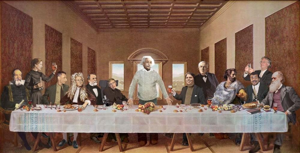 Scientific last supper