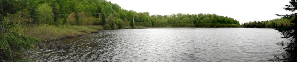 Saint-Adolphe d'Howard: Lac à Foin